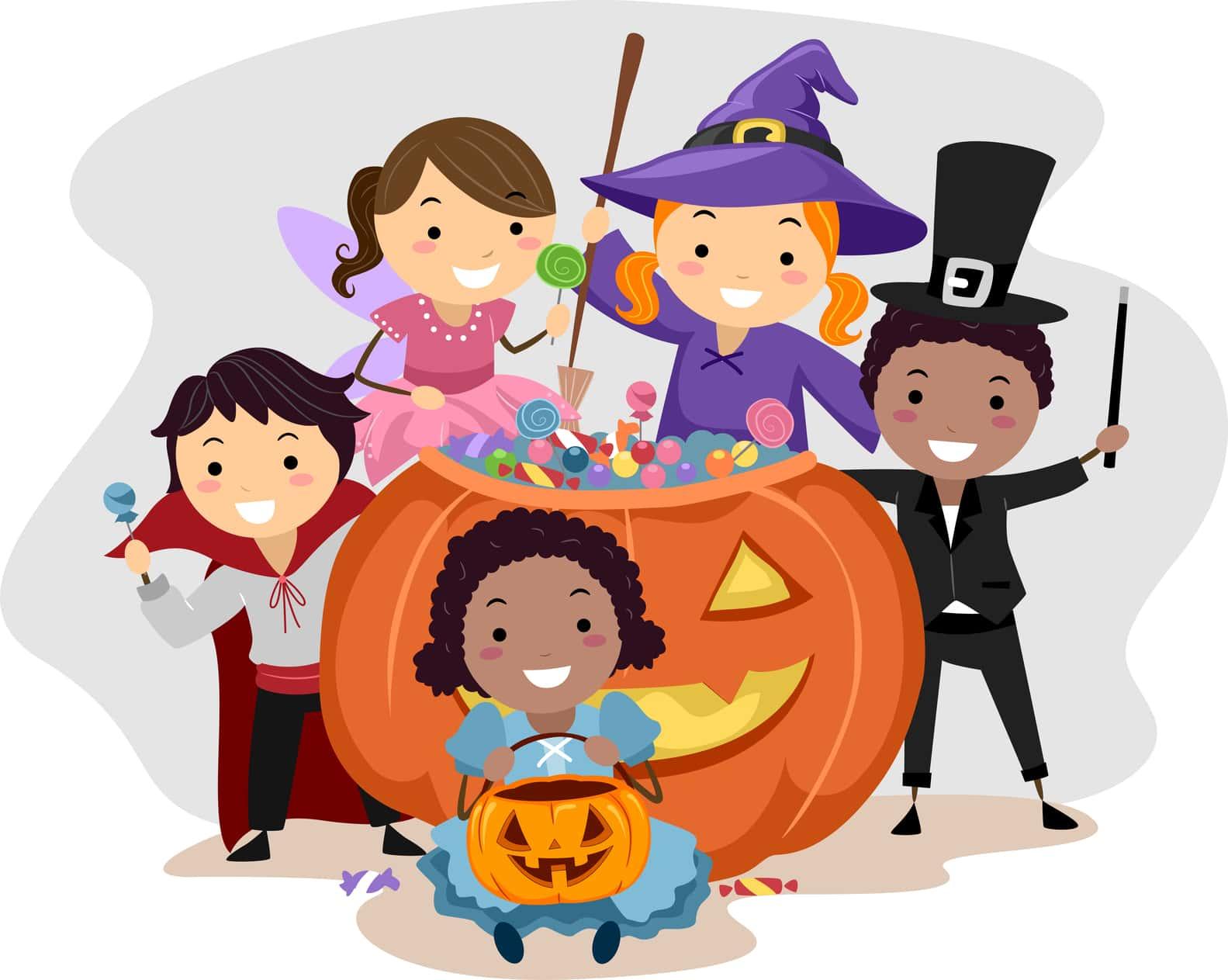 Cool Halloween Costume Ideas - Kidtastic Dental